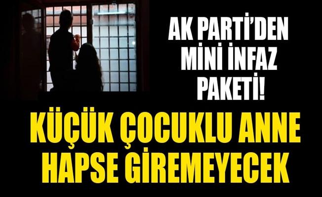 AK Parti'den mini infaz paketi!