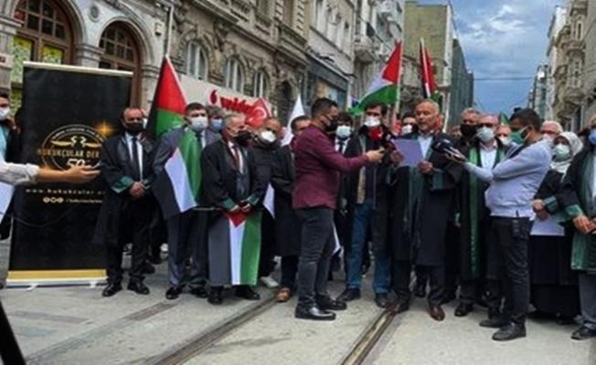 Hukukçular Derneği Kudüs için açıklama yaptı