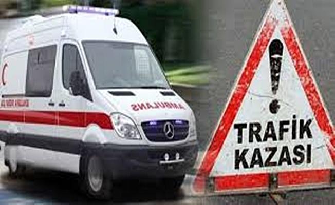 TEM'de zincirleme kaza;3 yaralı!