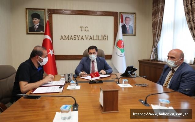 Amasya'ya 4 derslikli anaokulu yapılacak