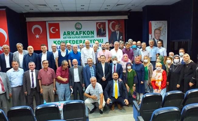 ARKAFKON 1.Olağan Kongresi yapıldı