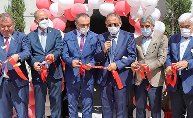 Mehmet Özhaseki, Kilis'te toplum merkezi açtı