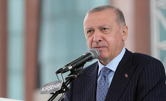 """Erdoğan""""SADECE SON 8 YILDA YAŞADIKLARIMIZ BİLE BAŞLI BAŞINA BİR İBRET VESİKASIDIR"""""""