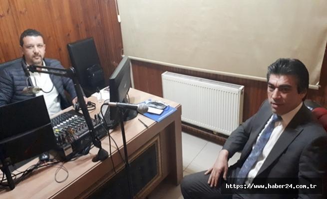 SGK Müdürü Şenlik Gebze Fm'de yapılandırmayı anlattı