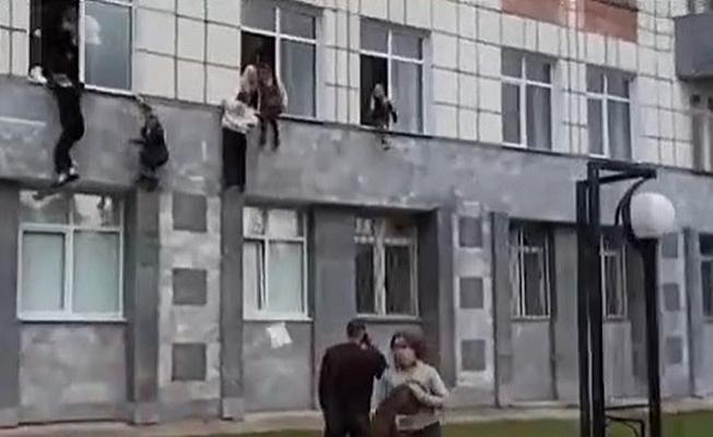 Üniversite'ye silahlı saldırı! 8 kişi öldü, 6 kişi yaralandı