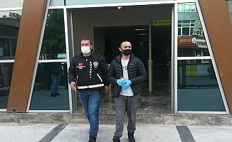 18 yıl kesilmişi olan şahıs Kocaeli'de yakalandı