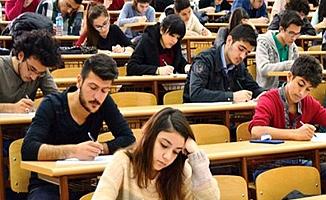 Baraj puanları düştü,sınav süresi uzatıldı