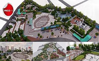 Çayırova Belediyesi Kent meydanı projesini halkın beğenisine sundu
