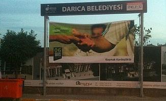 Darıca Belediyesi 1 milyon lirayı reklama harcayacak!