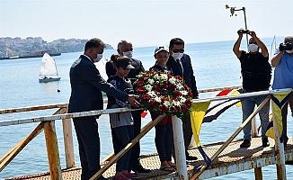 Denizcilik ve Kabotaj Bayramı Tekirdağ'da kutlandı