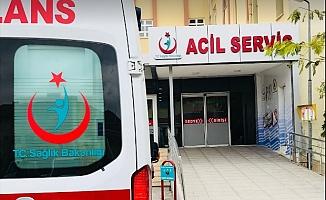 Kocaeli'de 8 araçlı zincirleme kaza : 2 yaralı
