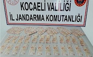 Kocaeli'de sahte para ile kurban alacak kişiler yakalandı!