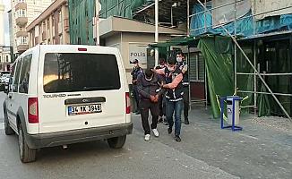 Gebze'de azılı hırsızlar tutuklandı!