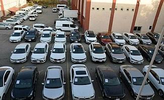 Bakanlık onlarca aracı satışa çıkardı! Fiyatlar ise 20 bin TL'den başlıyor...