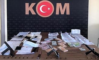 Kocaeli Emniyetinden tefeci operasyonu:8 kişi tutuklandı!