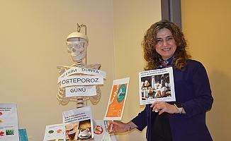 Prof. Dr. Zeynep Cantürk 'Osteoporoz'dan korkmayın; tedavisi var