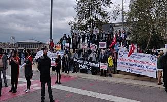 Süresiz Nafaka Mağdurları Platformu üyeleri toplandı