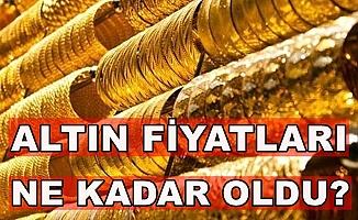 Altın fiyatları ne kadar oldu?Altın Fiyatları Düştü mü?
