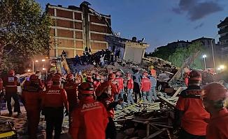 Deprem'de can kaybı 83'e yükseldi!