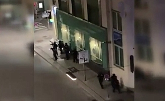 Viyana'da terör saldırısı ;3 ölü 15 yaralı