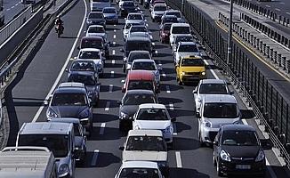 Egzoz denetimi trafikte otomatik tespit edilecek