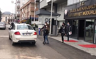 Gebze'de hırsızlık yaptı İstanbul'da yakalandı!