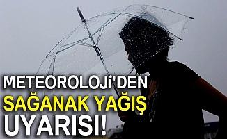 Kocaeli'ye yağmur geliyor!