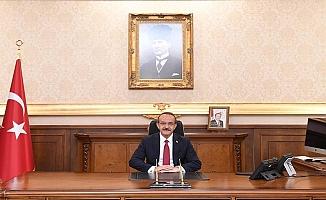 Vali Yavuz 16 Ocak Basın Onur Günü'nü Kutladı!