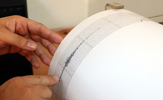 Akdeniz'de deprem ; 4.1