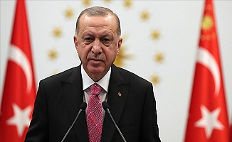 Cumhurbaşkanı Erdoğan'dan Rasim Öztekin için başsağlığı mesajı