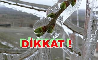 Meteorolojiden don uyarısı!