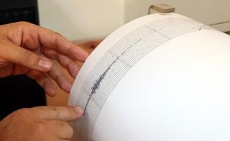 Balıkesir'de 4 şiddetinde deprem!