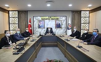 Sakarya Valisi Çetin Oktay Kaldırım'ın Tam Kapanma Açıklaması