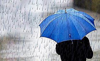 Dikkat...Kuvvetli Yağışlara Dikkat!