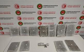 Gümrük Muhafaza Ekipleri Uyuşturucu Taşıyan Kuryeleri Yakalandı
