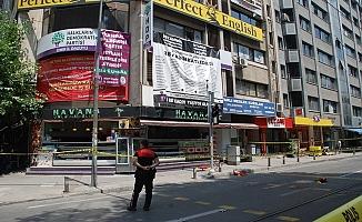 HDP İl binasında silah sesleri ; 1 kişi öldü!