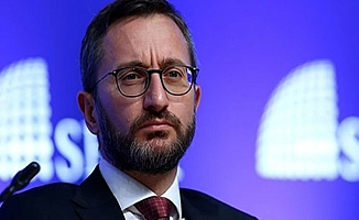 İletişim Başkanı Fahrettin Altun: Habertürk'ü kınıyoruz