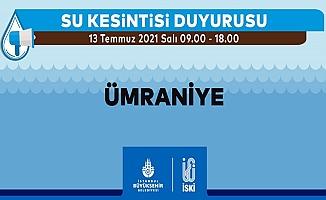 İstanbullular dikkat! Yarın 9 saat su kesintisi
