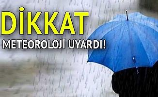 Meteoroloji'den Doğu Karadeniz'e sel uyarısı!