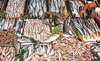 Balık sezonu açıldı tezgahlar doldu !
