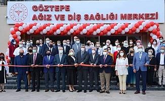 Göztepe Ağız ve Diş Sağlığı Merkezi Açıldı