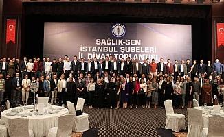 İstanbul Sağlık Sen Teşekkür Etti