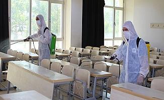 Kocaeli'de koronavirüs vakası tespit edilen 7 sınıf karantinaya alındı