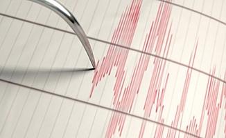 Akdeniz'de deprem ; 4.2
