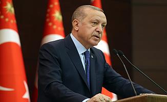 Cumhurbaşkanı Erdoğan'dan 3600 ek gösterge sözü