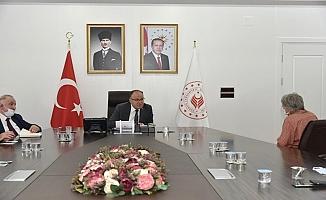 Zonguldak Valisi Mustafa Tutulmaz Vatandaşları Dinledi