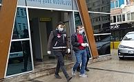 İzmit'te hırsızlık yapan şahıs İstanbul'da yakalandı
