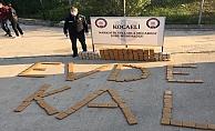 Kocaeli'de durdurulan TIR'dan 155 kilo eroin çıktı!