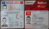 Ehliyet,kimlik kartı,kredi kartı bir arada oluyor!