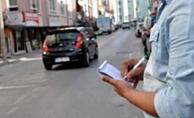 Kocaeli'de Fahri trafik müfettişi kafasına göre ceza mı kesiyor?